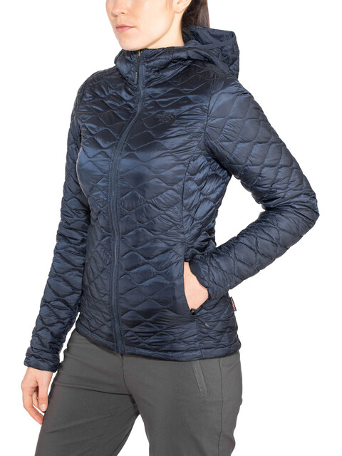 The North Face W's Thermoball Pro Hoodie Jacket Urban Navy